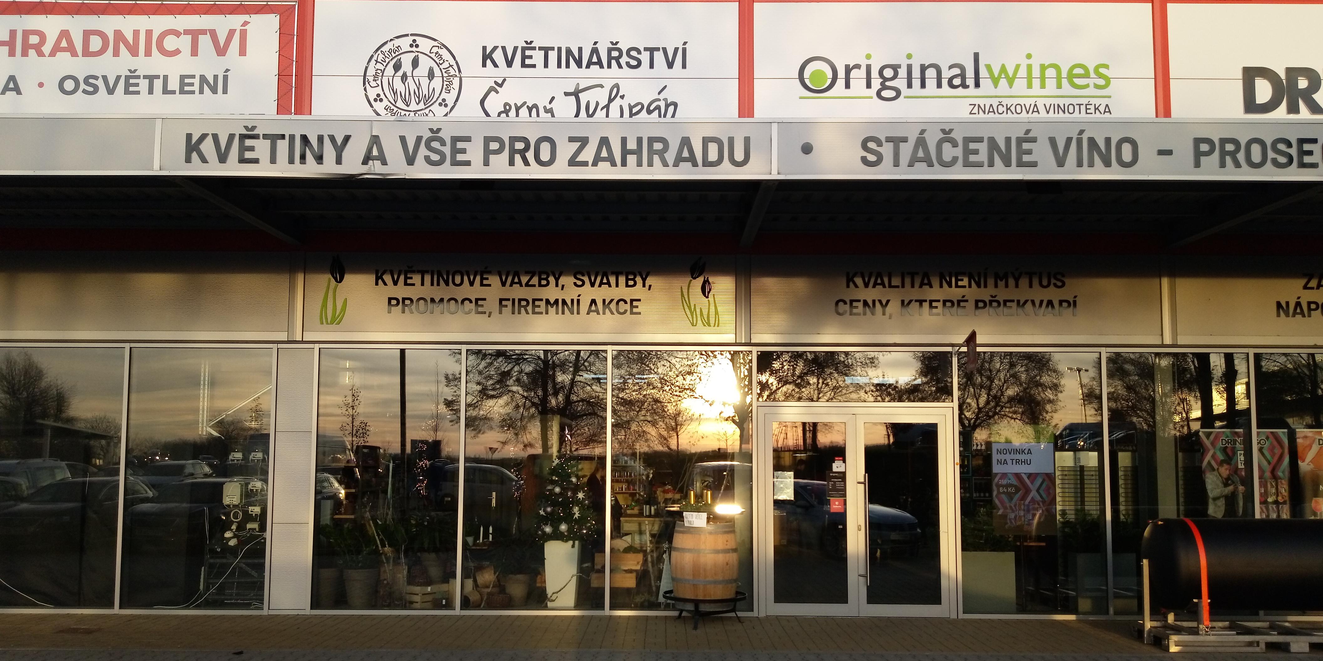 Prodejna Dobřejovice